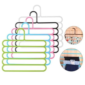 5 Layers Multi-function Clothes Hanger