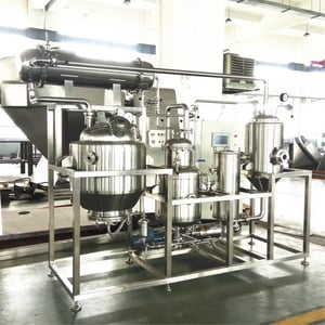 Herbal Extraction Unit