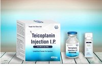 Teicoplanin Injection Ip 400 Mg