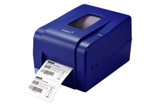 TVS Zenpert 4T200 Label Printer