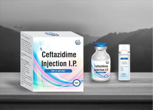 Ceftazidime Injection I.p. 1gm