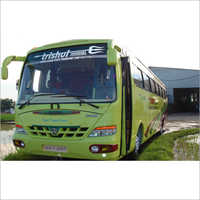 Tourist Plasma Bus
