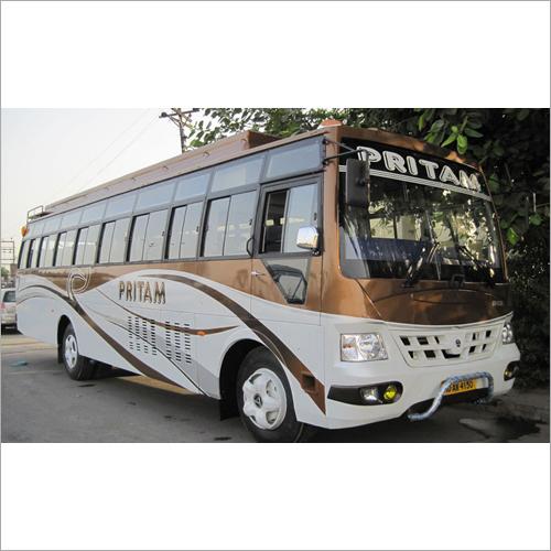 Tourist Semi Deluxe Bus
