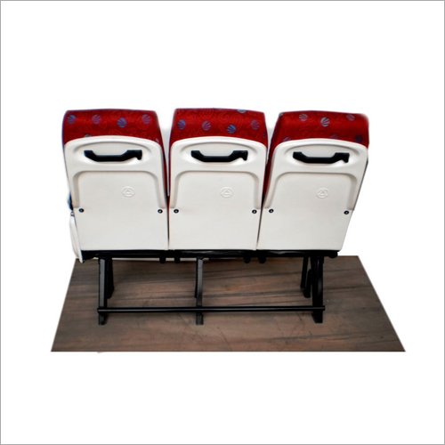 High Back 3 Seater Bus Seats