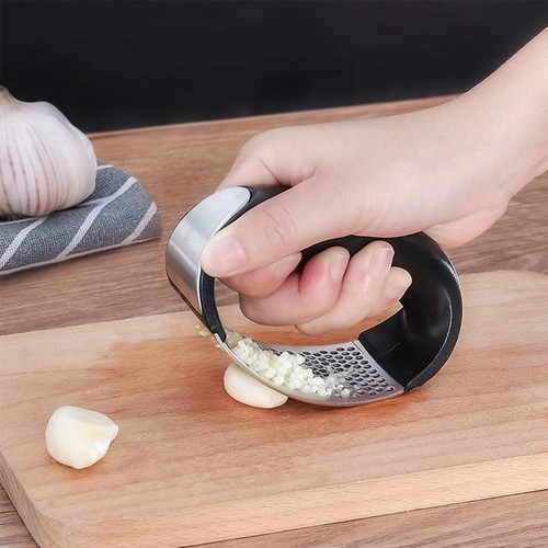 Manual Garlic Press