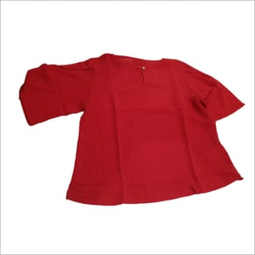 Ladies Plain Cotton Tops