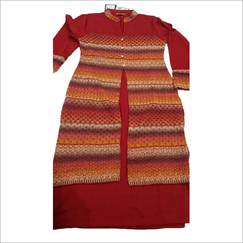 Ladies Woolen Suit