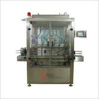 Automatic Lubricant Filling Machine