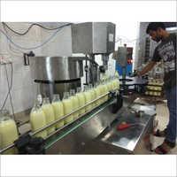 Fruit Juice Bottle Filling Machine