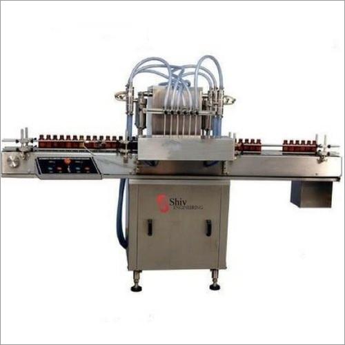 Automatic Aloe Vera Juice Filling Machine