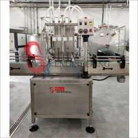 Automatic Coconut Oil Filling Machine