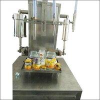 Semi Automatic Oil Packing Machine