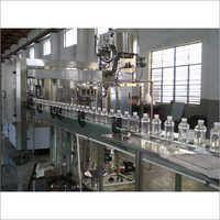 Water Bottle Labeling Machine