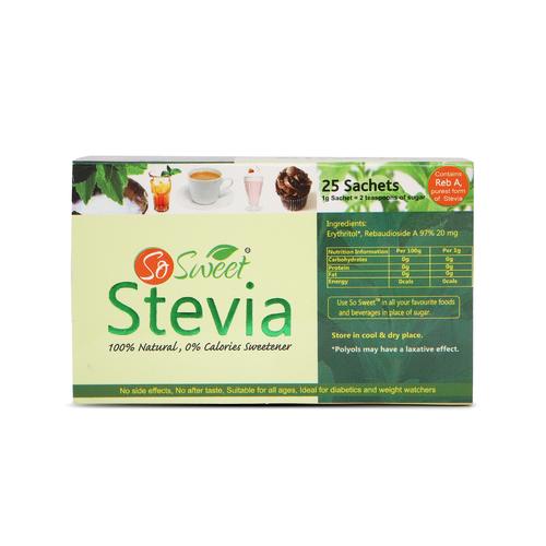 Best Stevia Sachets For Tea, Coffee Etc