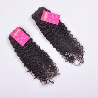 Top Quality 100% Unprocessed Virgin Curly/straight/body Wavy Brazilian/indian Wave Cuticle Aligned Hair Extensions