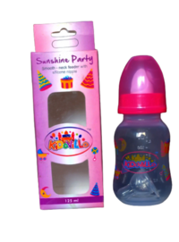 Sunshine Party Feeding Bottle