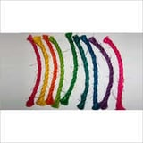 Sisal Dyed Coloured Rope