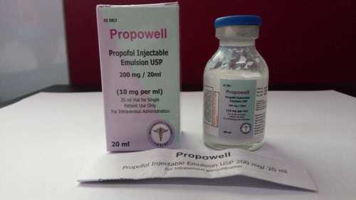 Propowell injectable Emulsion USP 200mg/ 20ml