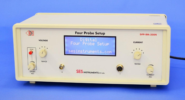 Four Probe Setup, Dfp-rm-200nc