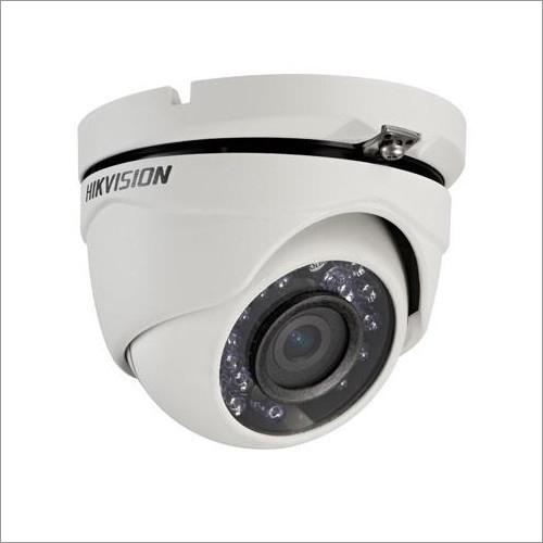 Hikvision Dome Camera Application: School
