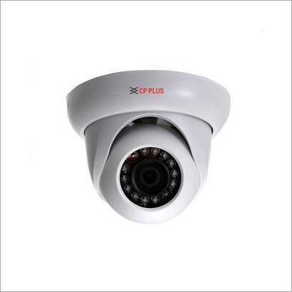 Cp Plus Dome Camera Application: Railway Stations