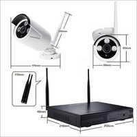 8 Channel CCTV Surveillance System