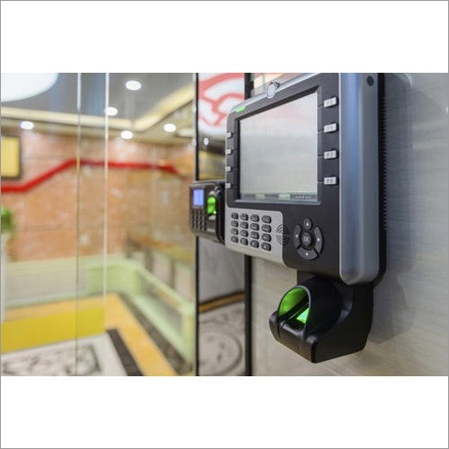 Fingerprint Biometric Access Control System