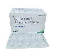 Lornoxicam and Paracetamol Tablets