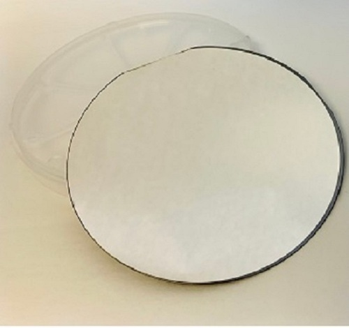 Aluminum on Microscope Slides & Aluminum on Silicon Wafers