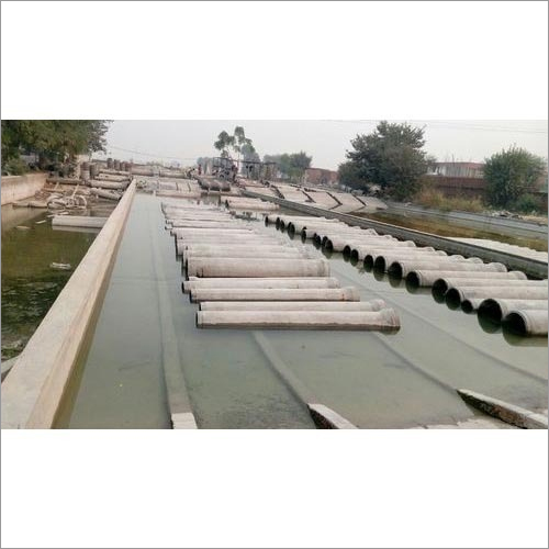 Cemented Round Pipe