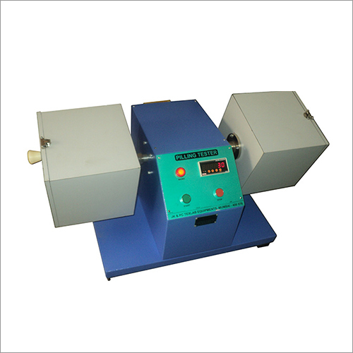Two Box Pilling Tester