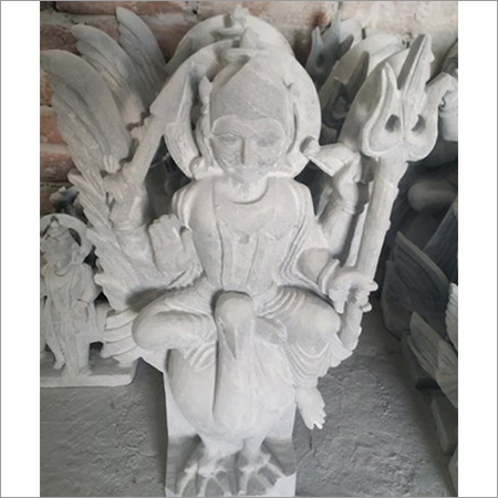 Marble Lord Shani Statue