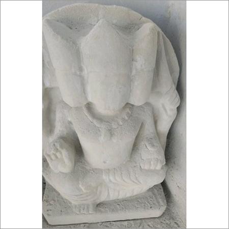 Marble Lord Bharma Ji Statue