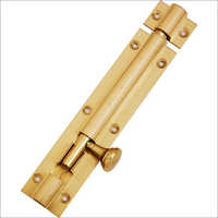 10 mm - Matka Knobe Boly Brass Tower Bolt