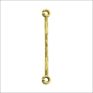 Brass Jhoola Rod