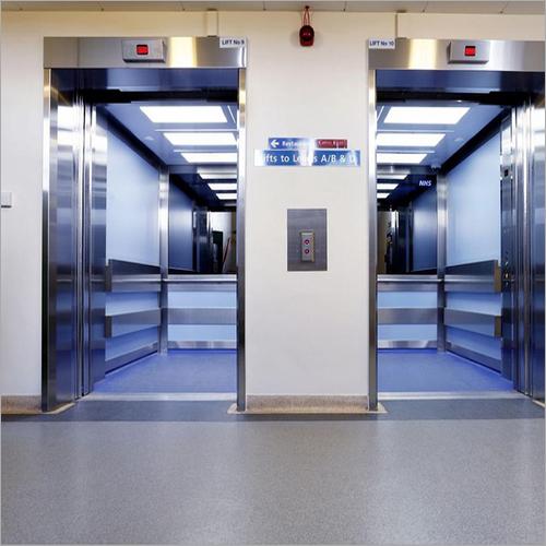 Electro Hydraulic Goods Lift