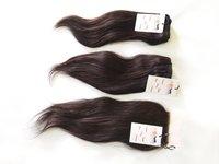 Premium Grade Wholesale Virgin Human Hair Extension Straight Human Hair Weaving Bundles