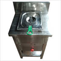 Gas Operated Deep Fryer