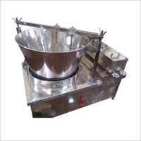 Mild Steel and Stainless Steel Mawa Making Machine