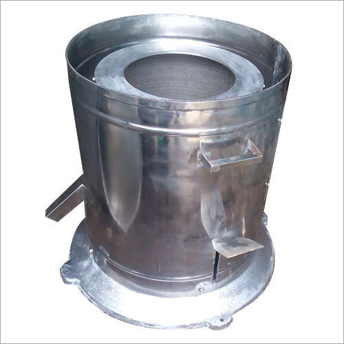 Stainless Steel Hydro Dryer Oil Extractor Machine