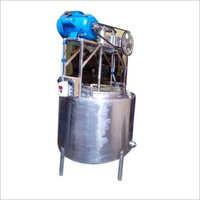 Stainless Steel Shampoo Making Machine