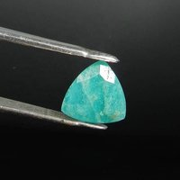 10mm Amazonite Faceted Trillion Loose Gemstones