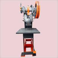 Hydraulic Sole Cutting Machine