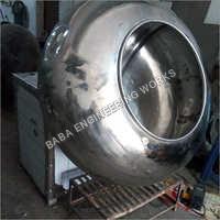 Steel Coating Pan