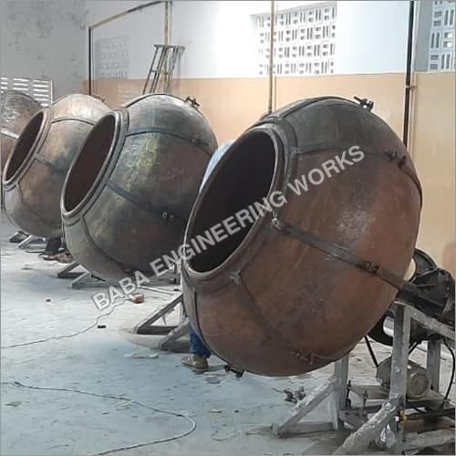 Industrial Copper Pan