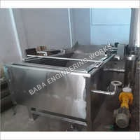 Industrial Rectangle Batch Fryer