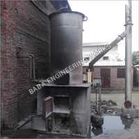 Wooden Boiler