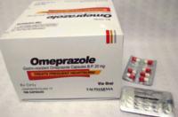 Omeprazole IP 20mg capsules