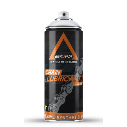 Chain Lubricant Synthetic Spray