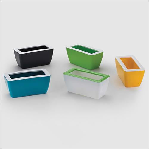 Recta Series Rectangle Pot
